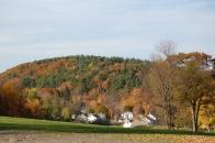 village of Ashfield Mass