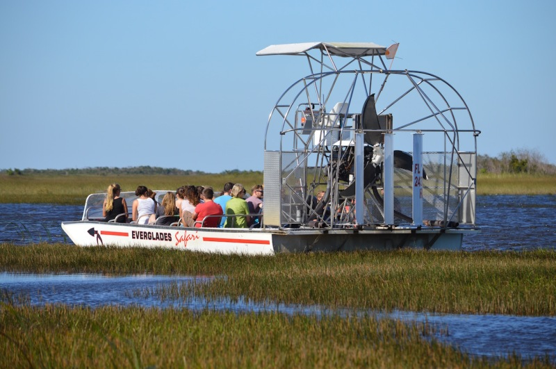 airboat-in-the-Everglades