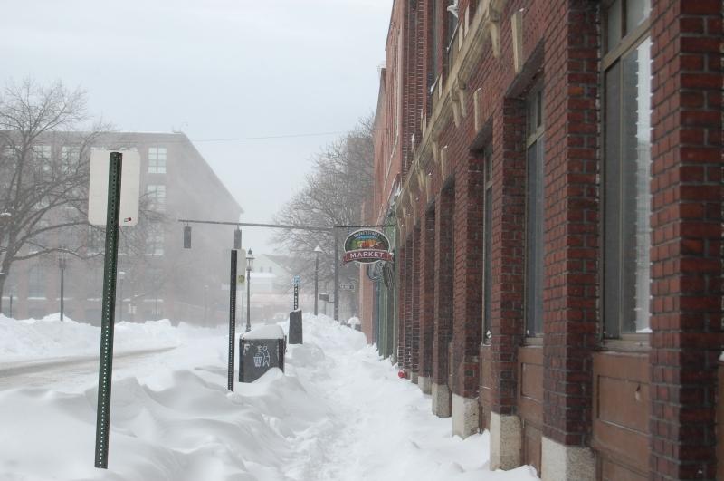 Lowell MA blizzard 2013 3