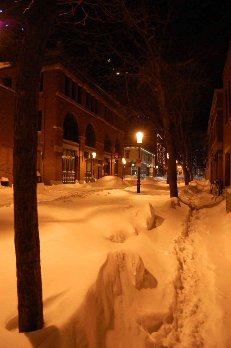 Lowell MA blizzard 2013 4
