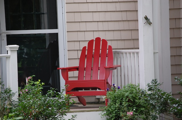 Maine porch