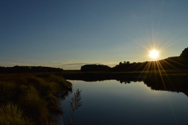 photography sunburst sunset